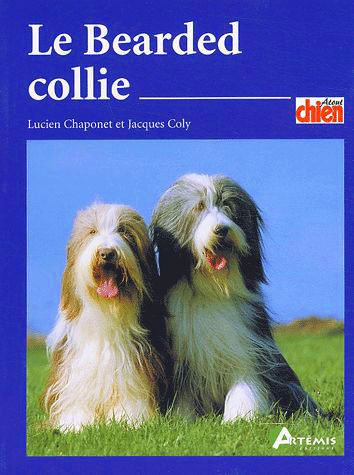 Livre sur le Bearded Collie, race écossaise de berger highlander